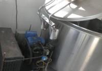 tanque de frio